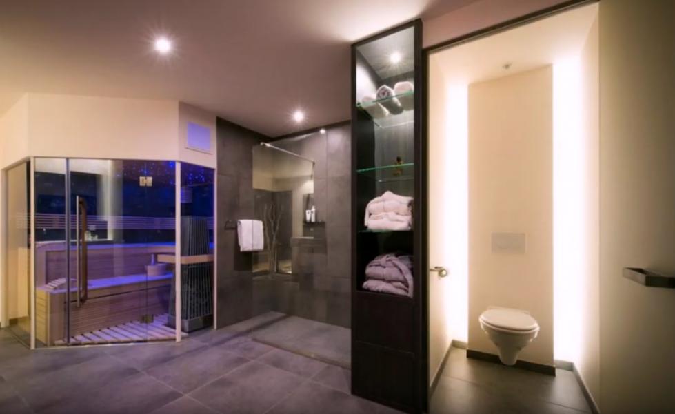Sauna inspiracje – piękne wnętrza z saunami
