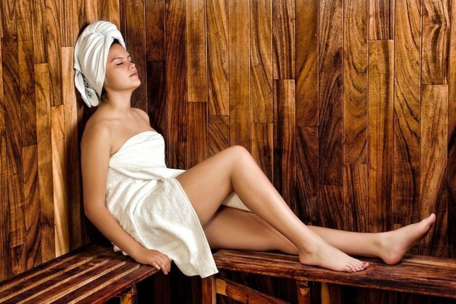 Cudowne właściwości kapieli w saunie cz.2