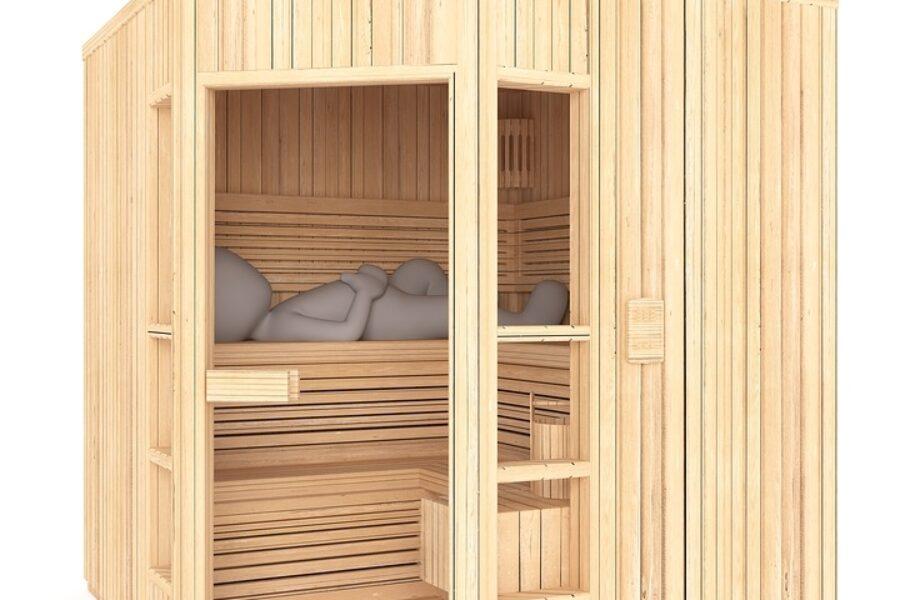 Cudowne właściwości kąpieli w saunie cz.1