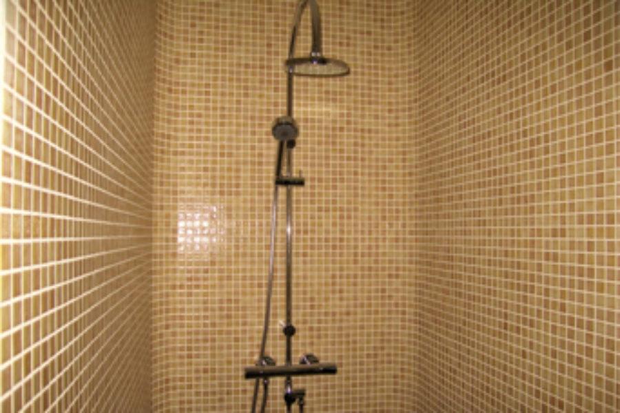 To miał być mały remont kabiny prysznica
