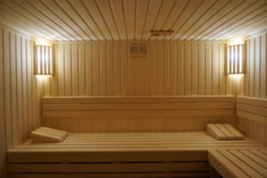 Sauna z piecem Tower – poczuj się jak w ruskiej bani.